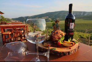 wine tour north macedonia