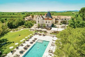 Top 10 – Charming Wine Castles France